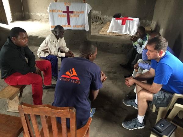 Burundi Bible Study